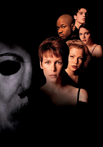 Halloween H20: Twenty Years Later poster